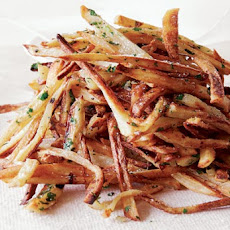 Garlic Fries Recipe