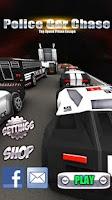 Screenshot of Police Car Chase Prison Escape