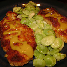 Chicken Breasts in Curry-Honey-Mustard Sauce