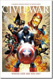 Comicstronic :: Civil War, de que lado estas?