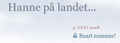 Hanne S