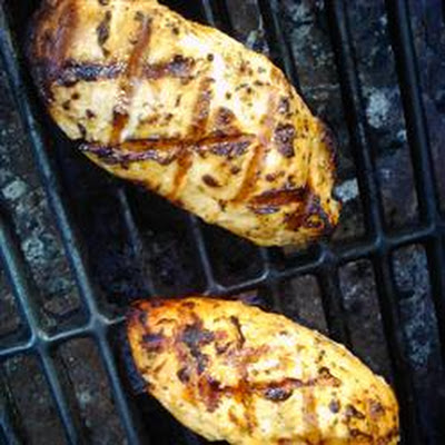 Zesty Grilled Garlic-Herb Chicken