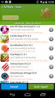 Screenshot of AdWare