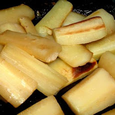 Maple Parsnips