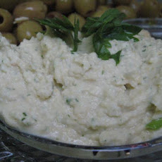 The Very Best Hummus / No Tahini Garbanzo Bean Spread
