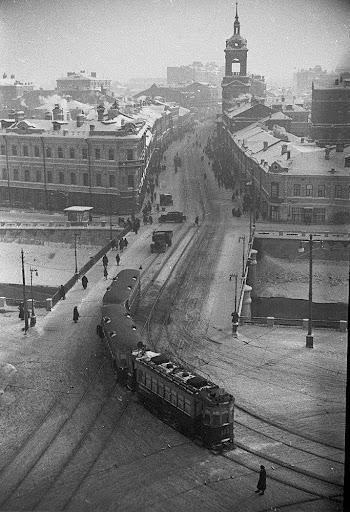 Moscou - Du Tsarisme au Communisme - Partie 9 dans Photographies du monde d'autrefois