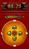 Screenshot of Sword Go Locker Theme