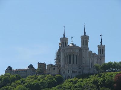 Test du Canon Powershot S5 IS - Notre Dame de Fourvière