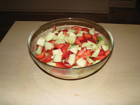 Cuisine - Salade de fruits