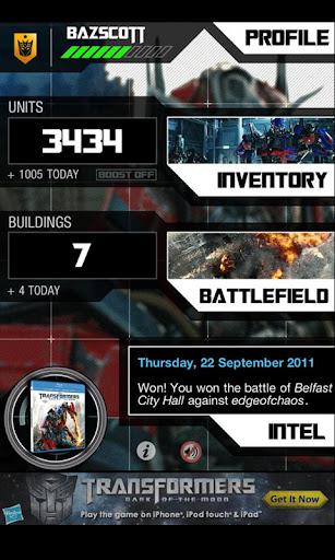 TF3 Battle Zone