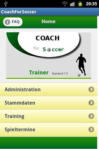 Fussball Trainer App