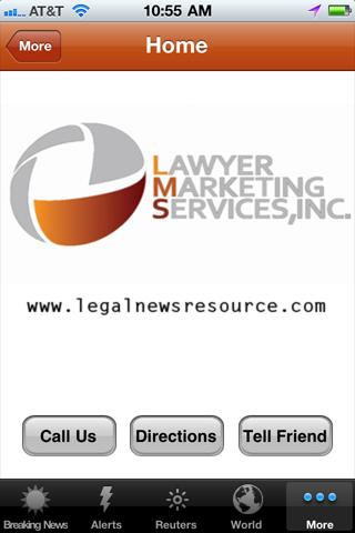 Legal News Resource