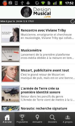 Designmusical.com