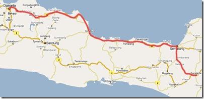 map solo jakarta