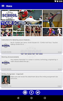 Screenshot of School Info