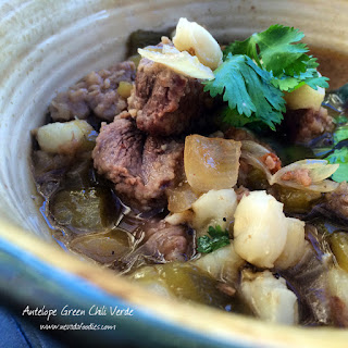 Antelope Green Chili Verde