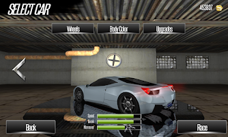 Screenshot of Highway Racer vs Police Cars