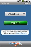 Screenshot of Drivers Ed Mississippi