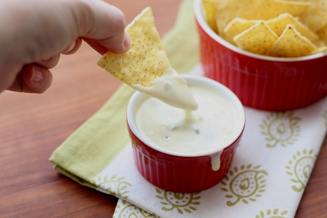 Queso Blanco Dip ~ Spicy White Cheese Dip Recipe | Yummly