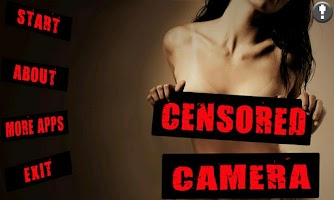 Screenshot of Censored Camera[Photo Editor]