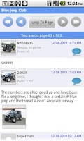 Screenshot of JeepForum.com - Jeep Discussio