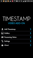 Screenshot of Video Timestamp Add-on Trial