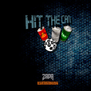 Hit The Can Free Game - screenshot