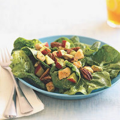 Toasted-Pecan Chicken Salad