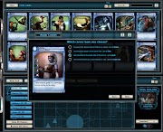 Star Wars Galaxies Trading Card Game Champions of the Force