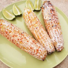 Mexican-Style Corn on the Cobb