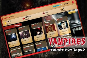 Screenshot of Vampires Thirst for Blood