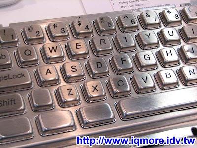 Computex 2008: DSI帝興國際 (鍵盤介紹)