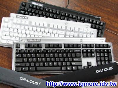 Dr. Louis G-Power 101 Pro 機械式鍵盤評測