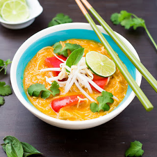 CROCK POT THAI CHICKEN COCONUT SOUP