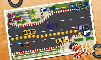 Screenshot of Traffic Racing
