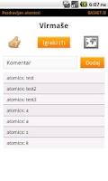 Screenshot of Basket.si