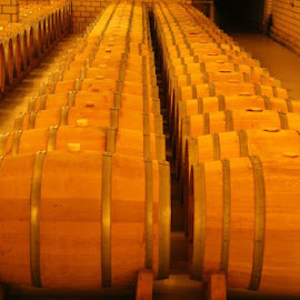 French Wood for ref wine  by Antonio Barata - Food & Drink Alcohol & Drinks