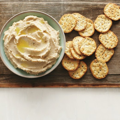 Cauliflower–White Bean Dip