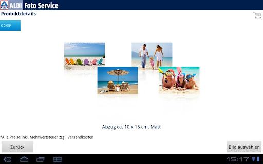 ALDI Photo App HD
