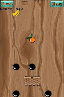 Fruit Fall - screenshot