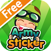 Army Sticker Free