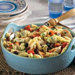 Pasta Salad With Italian Dressing And Mayonnaise Recipes