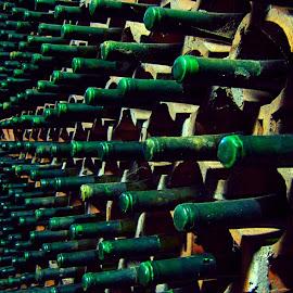 Bottles by Žaklina Šupica - Artistic Objects Other Objects