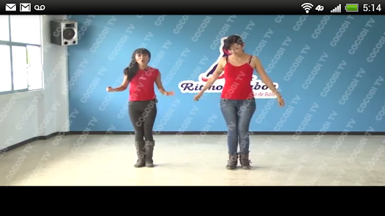 Bailar Quebradita - screenshot