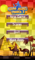 Screenshot of Egypt Jewels Match 3