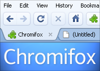 Firefox Chrome Theme