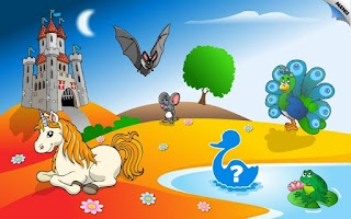 Screenshot of Kids Animal Preschool Puzzle L