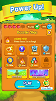 Screenshot of Bubble Pang for Tango
