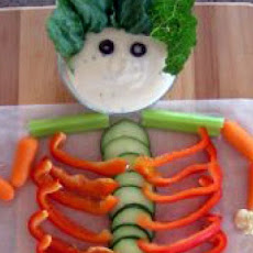 Skeleton Crudite