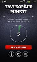 Screenshot of Prāts Neprāts